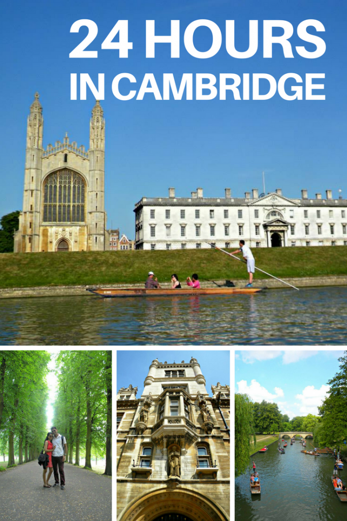 One Day Guide to Cambridge, UK #cambridge #punting #thingstodo #england #weekendgetaway #daytripfromlondon #visitengland