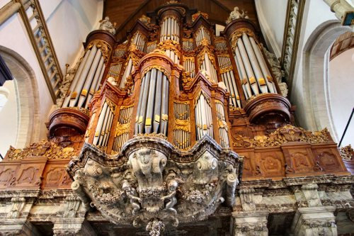 amsterdam-oude-church-organ