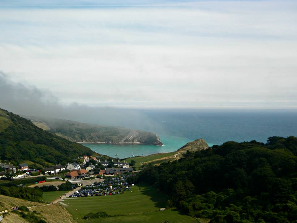 lulworth-cove-wrapped-in-mist