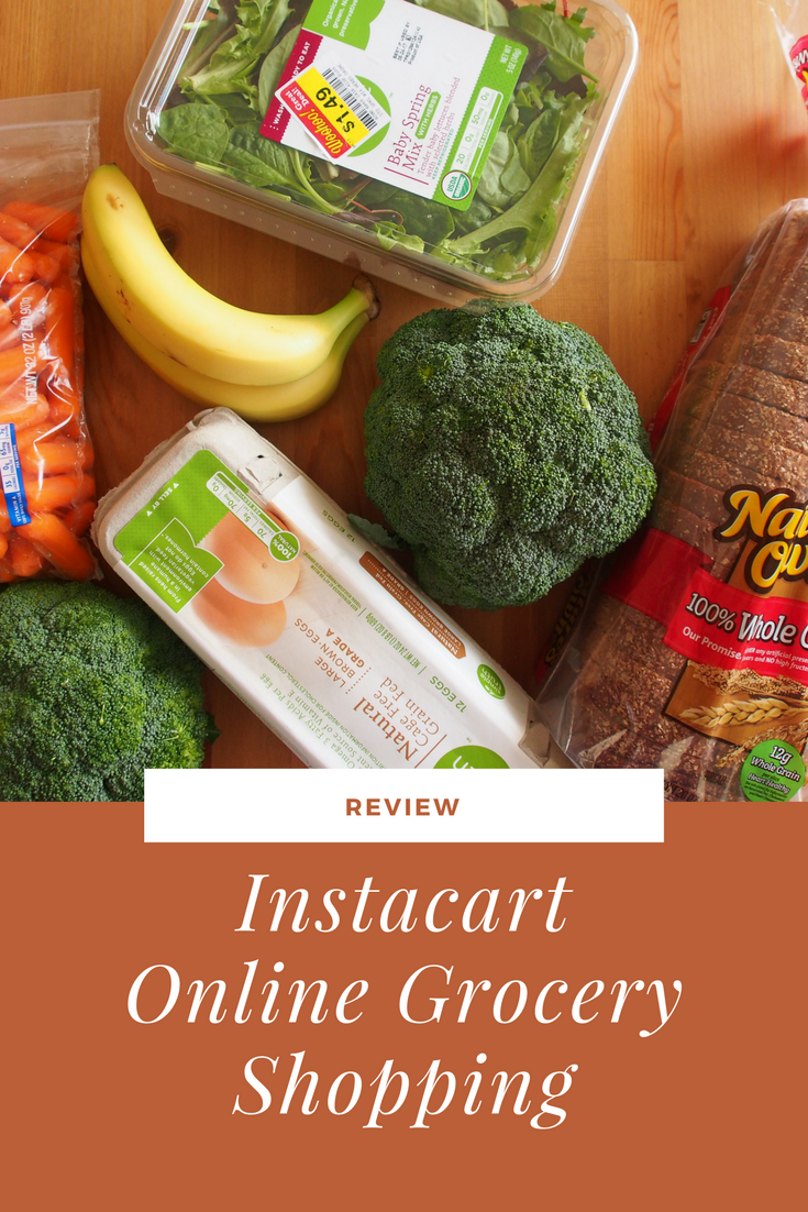 Instacart Online Grocery Shopping Review-GIRLINCHIEF