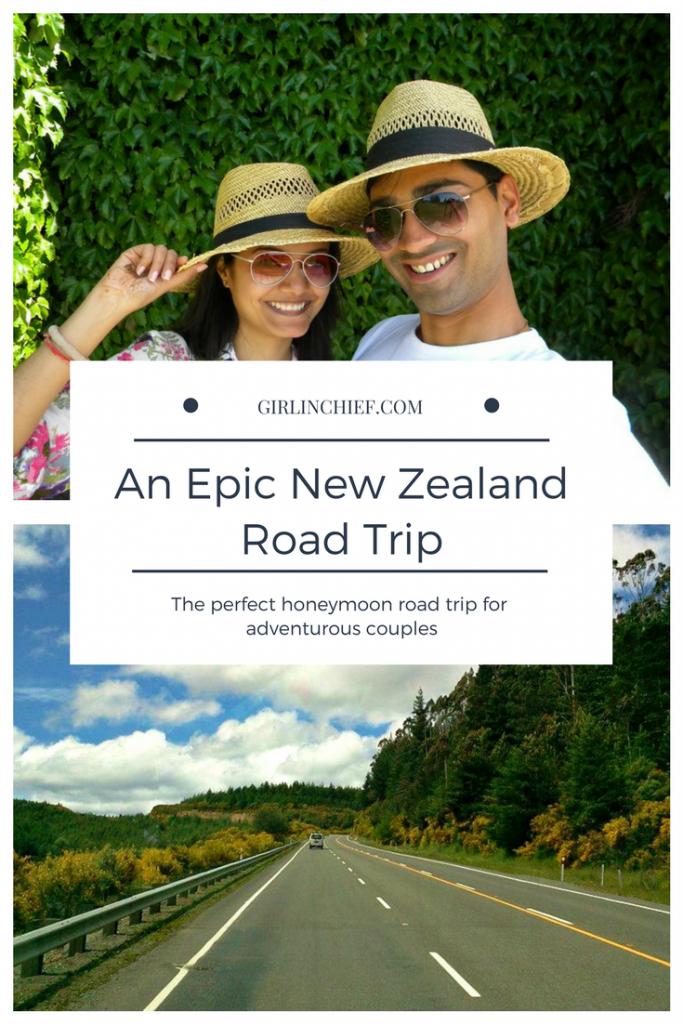 An Epic New Zealand Road Trip: Adventurous Honeymoon in New Zealand