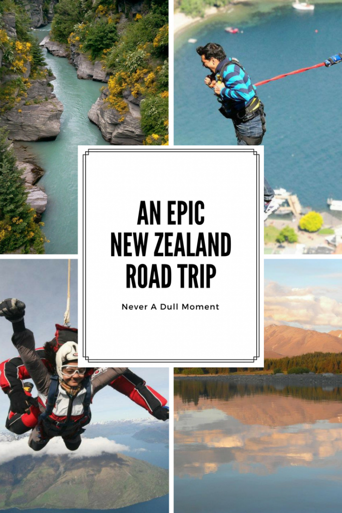 An Epic New Zealand Road Trip: Honeymoon in New Zealand