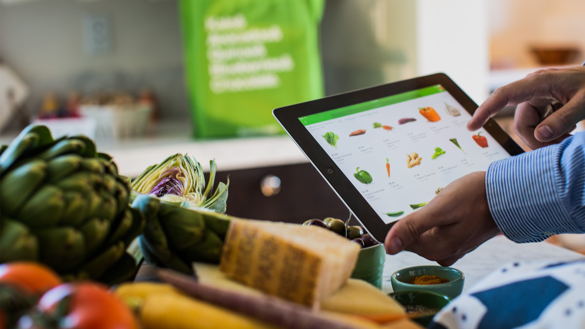 Instacart-online-grocery-shopping
