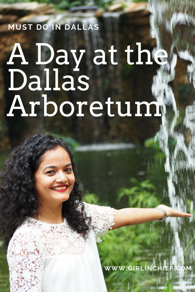 Must-do in Dallas: Spend a day at the Dallas Arboretum