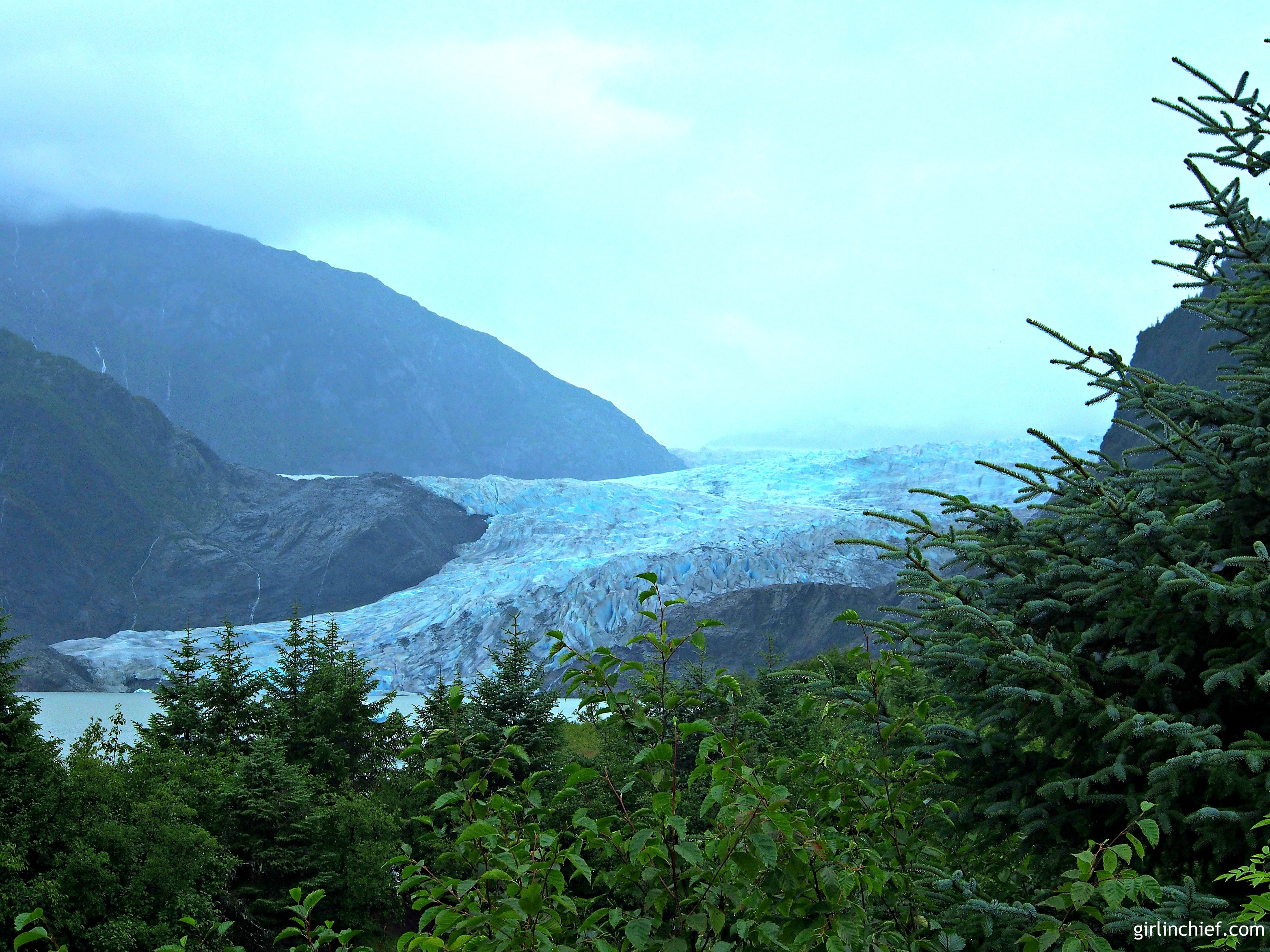 Alaska Cruise: Mendenhall Glacier and Whale Watching in Juneau