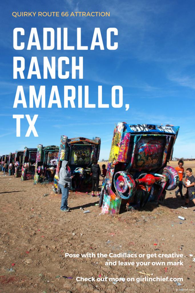 Cadillac Ranch: A Quirky Road Trip Stop in Amarillo, Texas