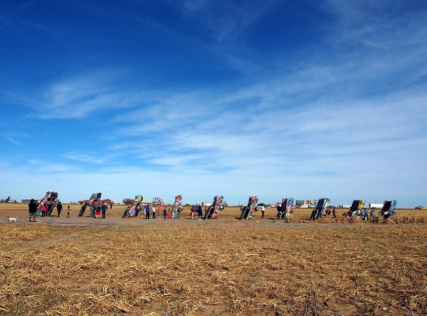 Cadillac Ranch, Amarillo TX: The Quirky Road Trip Stop