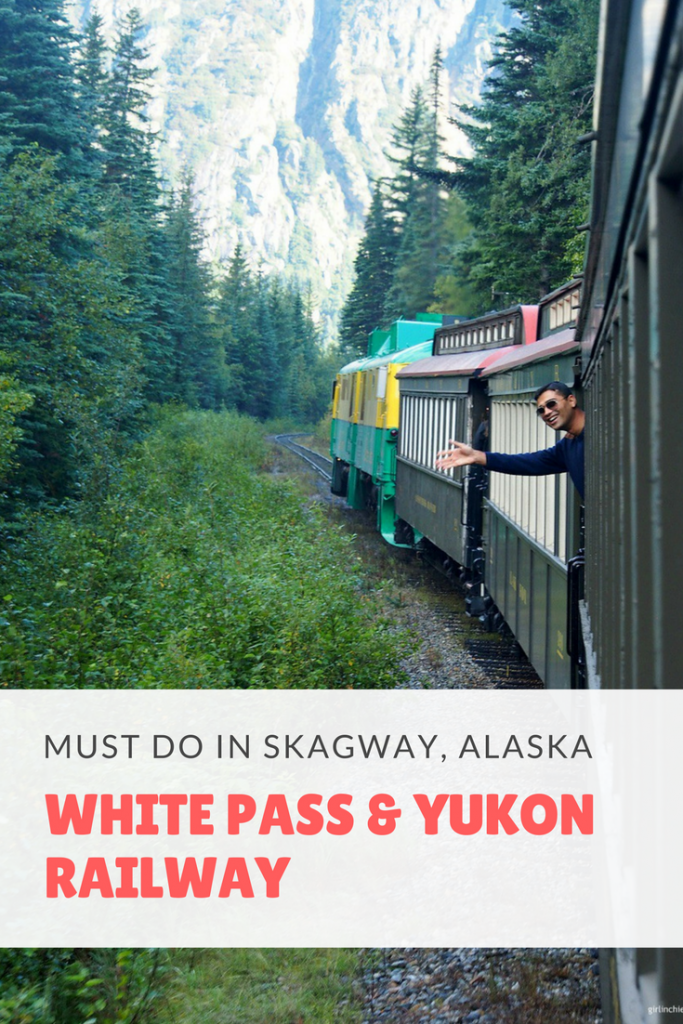 Alaska Cruise : Seeing Alaska's Beauty by Train on the White Pass & Yukon Rail