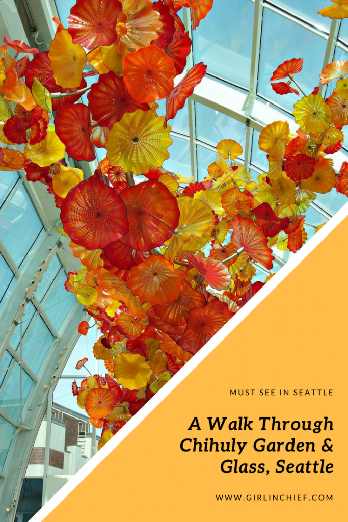 Must see in Seattle: Chihuly Garden & Glass