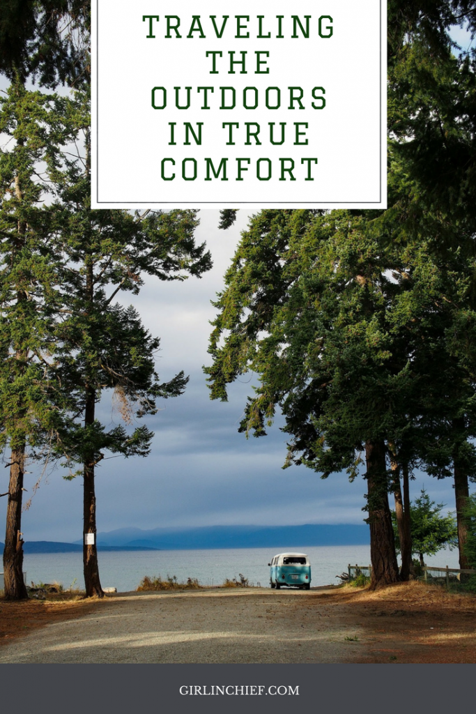 Tips for Traveling the Outdoors in True Comfort #optoutside #adventure #outdoors #traveltips
