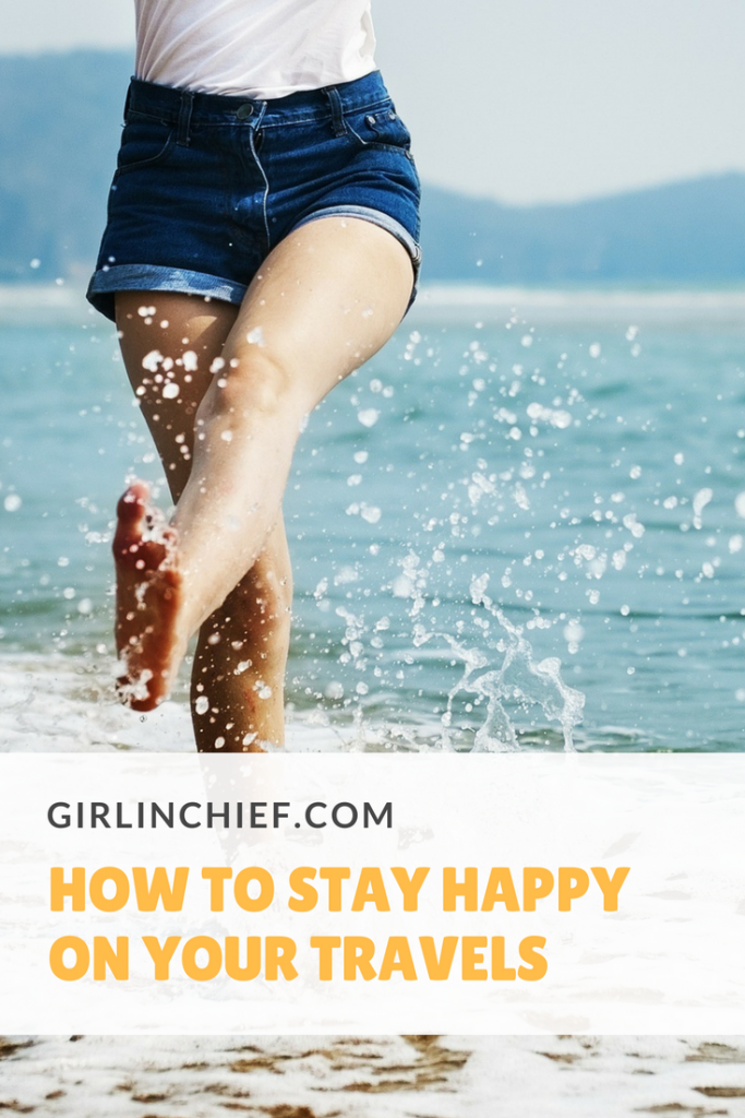How To Stay Happy On Your Travels #travel #traveltips #travelling