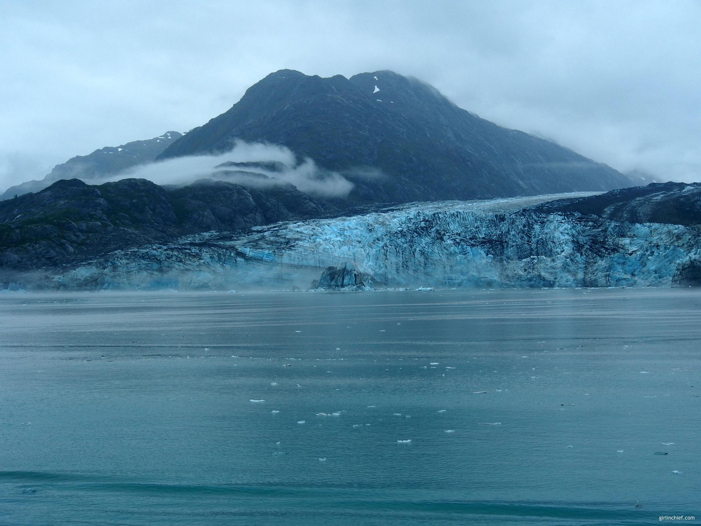 Alaska Cruise: Cruising Through Glacier Bay #alaskacruise #alaska #cruisevacation #glacierbay #glacier