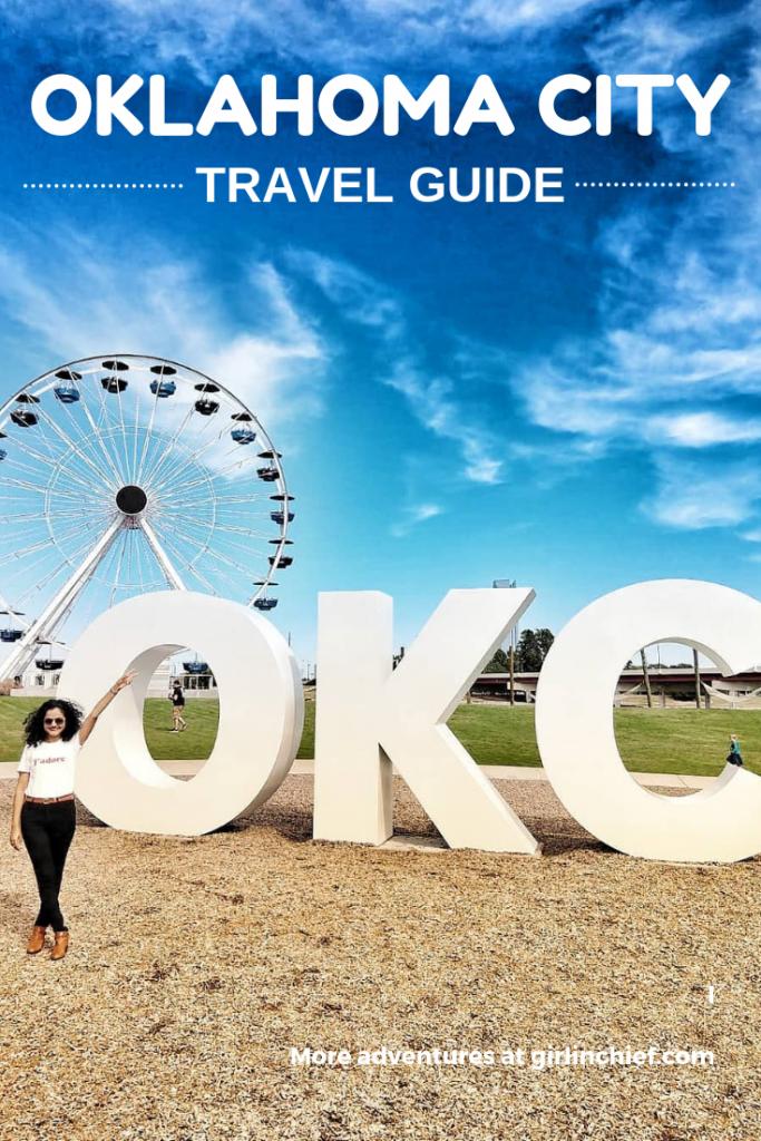 Oklahoma City Weekend Travel Guide #oklahomacity #OKC #seeokc #visitokc #weekendgetaway #travelplanning #travelguide #oklahomacitytravel